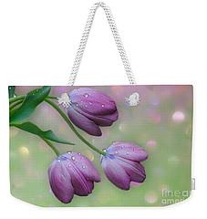 Tulips Weekender Tote Bag
