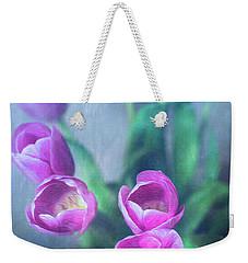 Tulips Study #1 Weekender Tote Bag