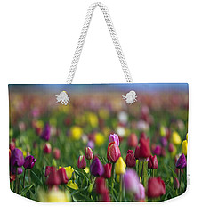 Tulips Weekender Tote Bag by William Lee