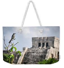 Tulum Mayan Ruins Weekender Tote Bag