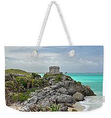 Tulum Mexico Weekender Tote Bag