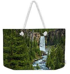 Tumalo Falls Weekender Tote Bag