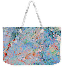 Tumbled Rocks Weekender Tote Bag