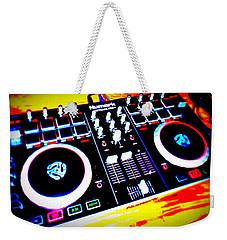 Tunes Weekender Tote Bag