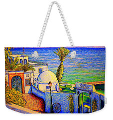 Tunisia Weekender Tote Bag by Viktor Lazarev