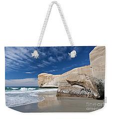 Tunnel Beach 1 Weekender Tote Bag