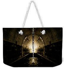 Tunnel Icicle Weekender Tote Bag