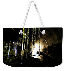 Tunnel Icicles Weekender Tote Bag