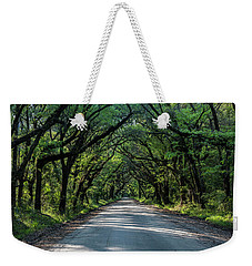 Weekender Tote Bag featuring the photograph Tunnel On Botany Bay by Jon Glaser