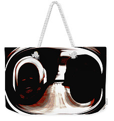 Tunnel Vision Weekender Tote Bag