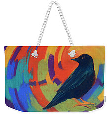 Tunnel Vision Weekender Tote Bag by Nancy Jolley