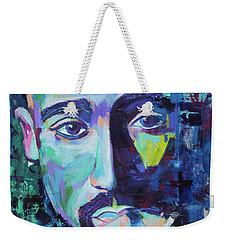 Tupac Weekender Tote Bag