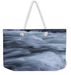Weekender Tote Bag featuring the photograph Turbulence 2 by Mike Eingle