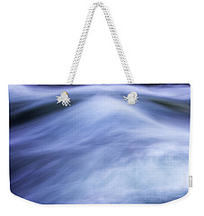 Weekender Tote Bag featuring the photograph Turbulence 3 by Mike Eingle