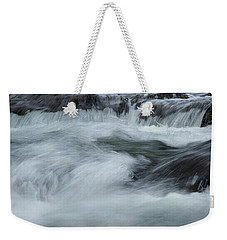 Weekender Tote Bag featuring the photograph Turbulence  by Mike Eingle
