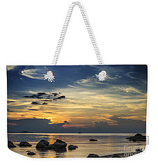 Turbulences Weekender Tote Bag