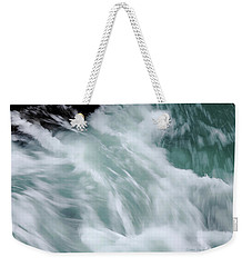 Turbulent Seas Weekender Tote Bag