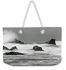 Turbulent Thoughts Weekender Tote Bag