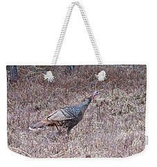 Weekender Tote Bag featuring the photograph Turkey 1155 by Michael Peychich