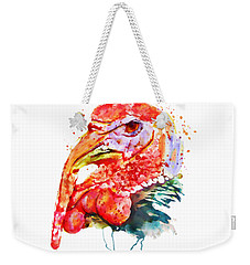 Turkey Head Weekender Tote Bag