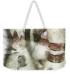 Turkey Out Weekender Tote Bag by Trish Tritz