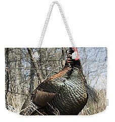 Turkey Tom Weekender Tote Bag