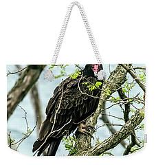 Turkey Vulture Portrait Weekender Tote Bag