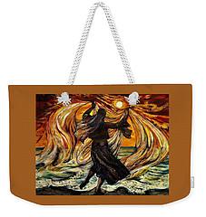 Turkish Sunset Weekender Tote Bag