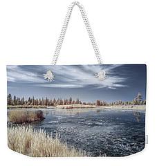 Turnbull Waters Weekender Tote Bag by Jon Glaser