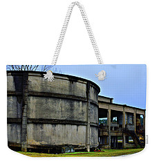 Turpentine Production Facility Weekender Tote Bag