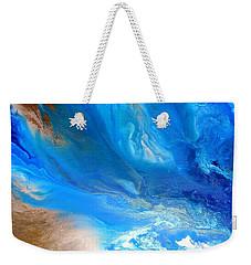 Spring Of Life Weekender Tote Bag