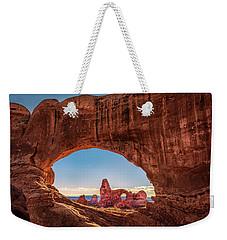 Turret Arch Weekender Tote Bag