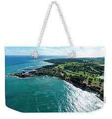 Turtle Bay Glow Weekender Tote Bag