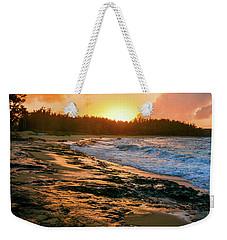 Turtle Bay Sunset 2 Weekender Tote Bag