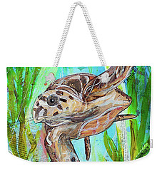 Turtle Cove Weekender Tote Bag