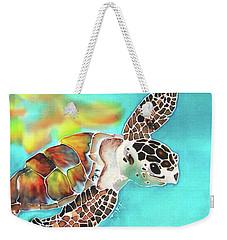 Turtle Creek Weekender Tote Bag