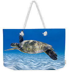 Turtle Flight -  Part 2 Of 3  Weekender Tote Bag