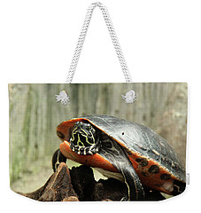 Turtle Neck Weekender Tote Bag