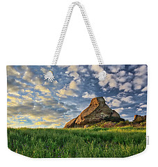 Turtle Rock At Sunset 2 Weekender Tote Bag