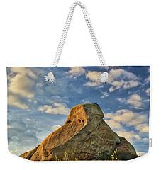 Turtle Rock Weekender Tote Bag by Endre Balogh