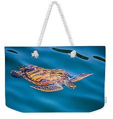Turtle Up Weekender Tote Bag