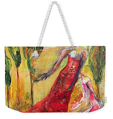 Tuscan Daughter Weekender Tote Bag by Gail Butters Cohen