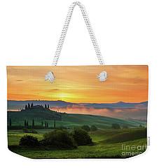 Tuscan Dream II Weekender Tote Bag by Yuri Santin