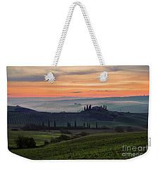 Tuscan Dream Weekender Tote Bag by Yuri Santin