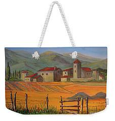 Tuscan Farm Weekender Tote Bag