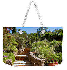 Tuscan Villa In California Weekender Tote Bag