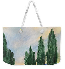 Tuscany Dream Weekender Tote Bag