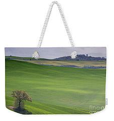 Tuscany Landscape Weekender Tote Bag by Ana Mireles