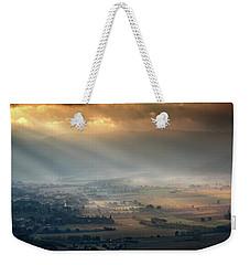 Tuscany Valley  Weekender Tote Bag