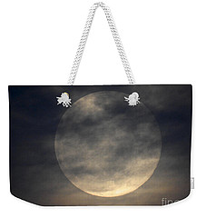 Twas The Night Before A Full Moon Weekender Tote Bag